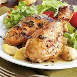 Chicken Garlic