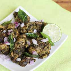 Gongura Chicken